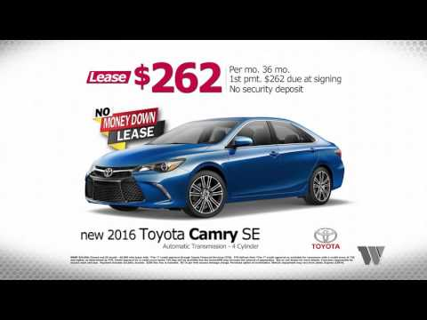 Jeff Wyler Springfield Toyota February 2016 Lease Offer OH Columbus