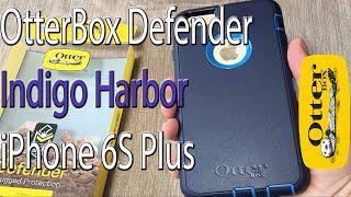 iPhone 6S Plus: OtterBox Defender Series Case | Indigo Harbor