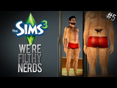 We're Filthy Nerds (The Sims 3) [#5]