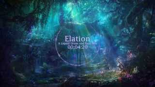 Elation - A Liquid Drum and Bass Mix