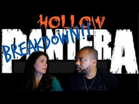 PANTERA Hollow Reaction!!!