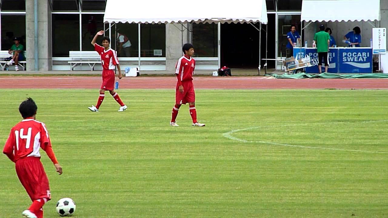 第42回全国中学校サッカー大会 ...