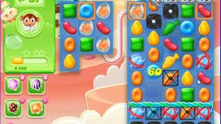 Candy Crush Saga Jelly Level 715