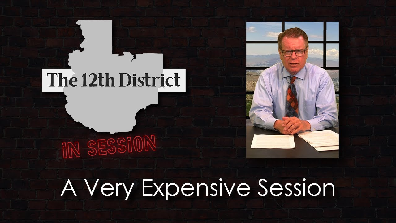 The 12th District - A Very Expensive Session - May 7, 2019