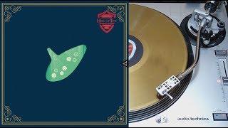 Zelda : Hero of time - vinyl LP collector face A (Materia collective)