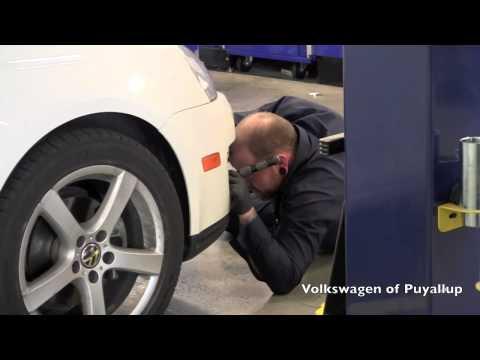 Expert Volkswagen Technician
