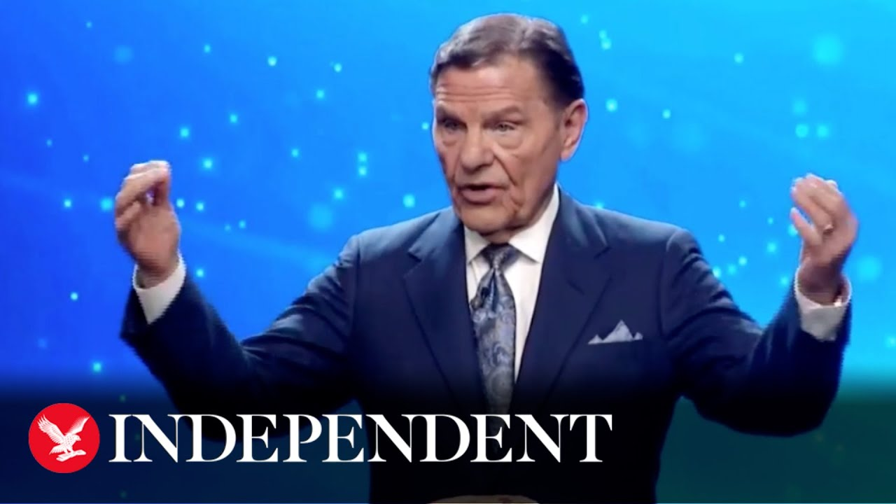 Pro-Trump evangelical Kenneth Copeland laughs manically over media calling Biden's win