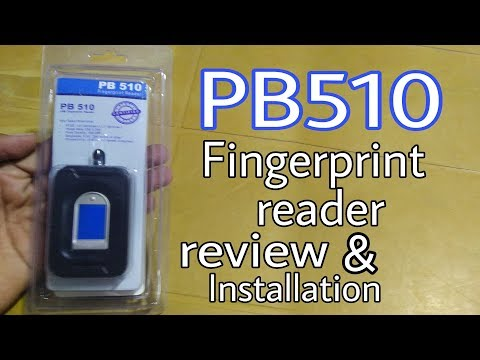 pb510 rd service review and installation