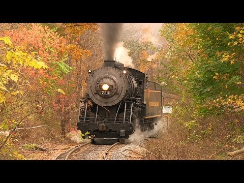 734 Western Maryland Scenic Railroad