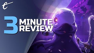 Skul: The Hero Slayer | Review in 3 Minutes (Video Game Video Review)