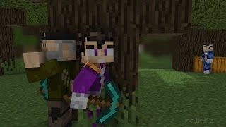 VEGETA VS VEGETTA777 - EPISODE 9 (Series) | Minecraft Animation
