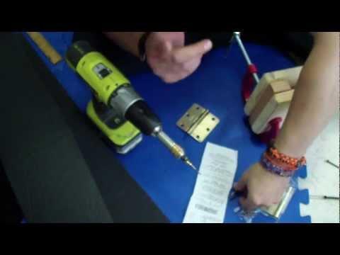 Kydex Press DIY Tutorial