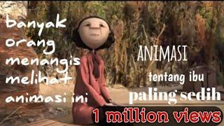 banyak orang menangis melihat animasi ini(Haddad alwi ft farhan -ibu)