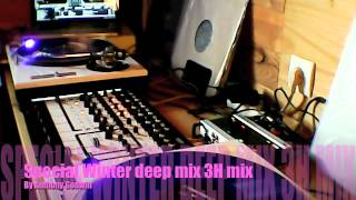 Deep house Special Winter 3H mix 2012