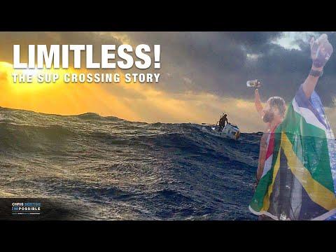 Limitless! The Sup Crossing Speaker Showreel - Chris Bertish