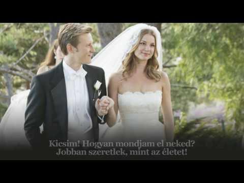 Marc Terenzi : Love to be loved  Szeret szeretve lenni  Wedding Song