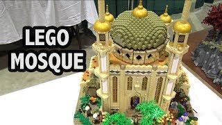 LEGO Petrea Grand Mosque | Imperial Ottoman Architecture