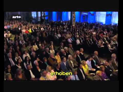 "Christoph Poppen dirigiert Leonard Bernstein, Sinfonie Nr. 3 ""Kaddish"", 2. Satz"