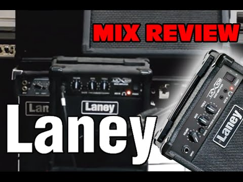 Laney LX10B MIX Review