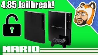 How to Jailbreak Your PS3 on Firmware 4.85 or Lower!