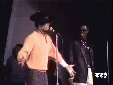 Whodini 1986 Funky Beat/Freaks Come Out At Night