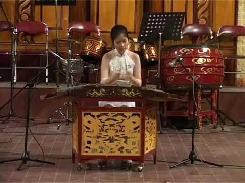 Độc tấu đàn tam thập lục - Rhapsody Hungarian no.2