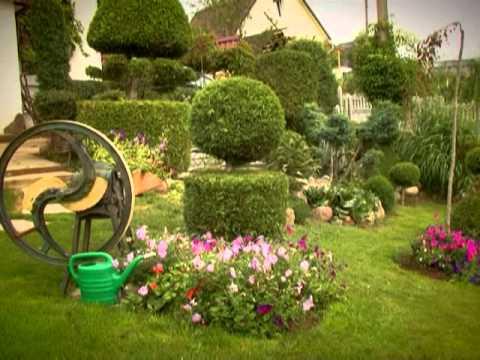 Ландшафтный дизайн. Мужской сад. Ведущая - Юля Шатерник