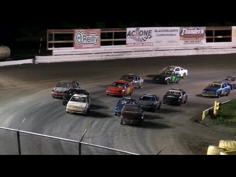 Gladiators - Volusia Speedway Park 9-10-16