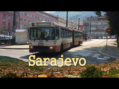 Sarajevo public transport (vol. 1)