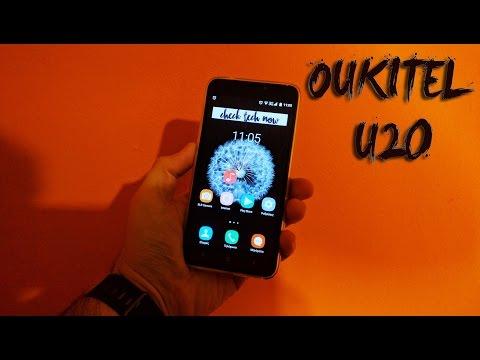 Αξιοπρεπές κινητό κάτω από 90€ ??? OUKITEL U20 Plus 4G  [Gearbest]