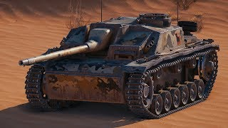 World of Tanks StuG III Ausf. G - 8 Kills 3K Damage