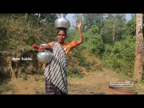 Meet Subita on this World Water Day 2018 | 100seconds series