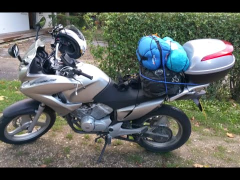 Motorcycle Touring Tips - 2016 HD