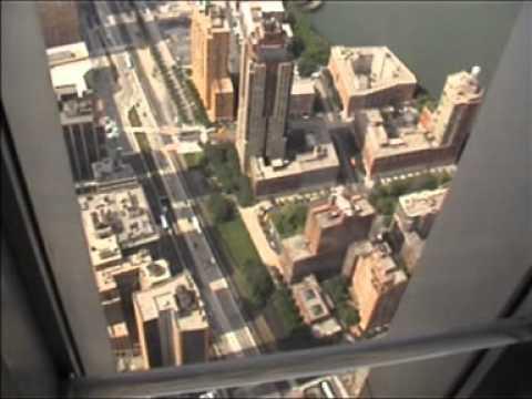 New York - World Trade Center - 27 July 2001