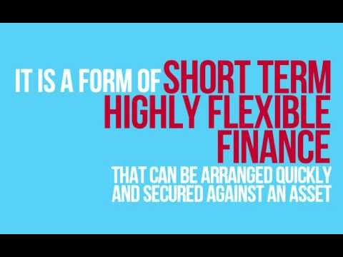Bridging Loans in the UK: A 90 Second Guide