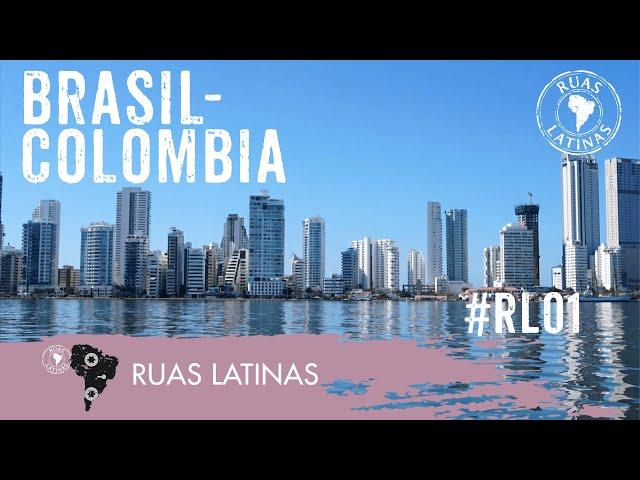 Ruas Latinas - Episódio 1 #partiucartagena