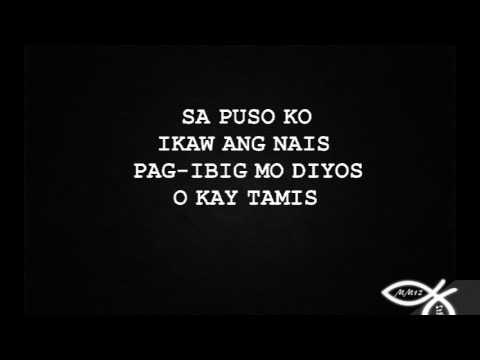 Bastat ikaw Worship Lyrics Karaoke