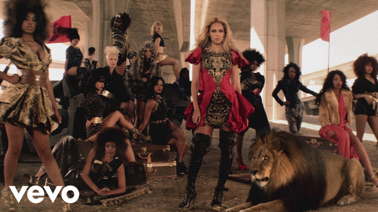Beyoncé Run The World Girls Video Main Version