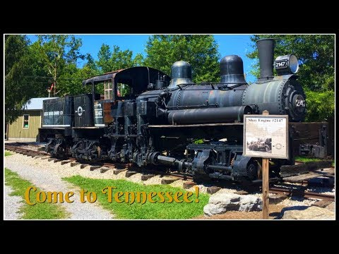 The Tennessee Train Museum You Can't Miss!