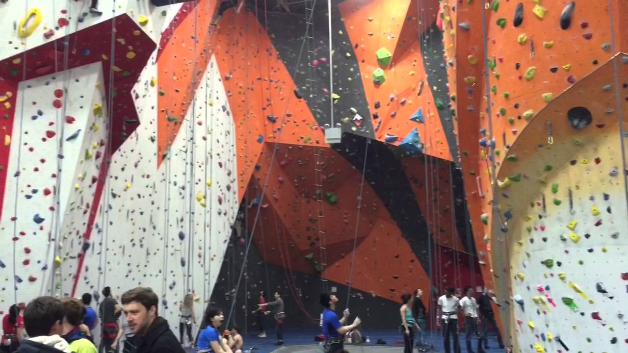 The Cliffs LIC Rock Climbing - Lead + Top Rope Areas