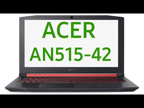 Ноутбук Acer Nitro 5 AN515-42