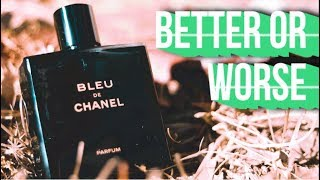 Bleu De Chanel Parfum Review - Better Than EDP or EDT???