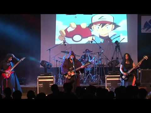 Pokemon - Cover (by Redeemers) (Live @ Sakia 26.6.2012)