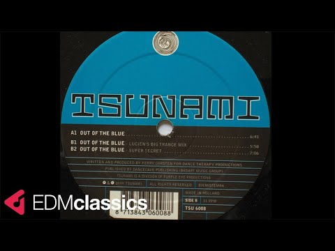 System F - Out Of The Blue (Original Extended) (1998)