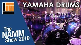 L&M @ NAMM 2019: Yamaha Drums