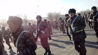 Армия дшв 2017 сарыозек