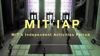 MIT's Independent Activities Period: A Visual Journey