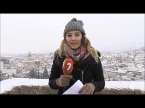 La nieve llega a la Región de Murcia