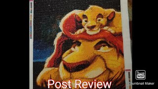 Lion King Post Review