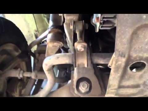 Shock Absorber Car >> 2000 Kia Sportage - YouTube